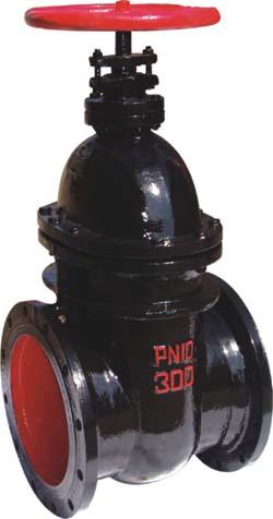 暗杆楔式闸阀Z45T-10